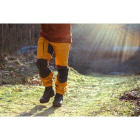 Lundhags Authentic II Pantalon Homme, dark gold/tea green